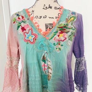 Antica Sartoria Dresses - NWT Antica Sartoria Beachwear Dress/Tunic/Coverup